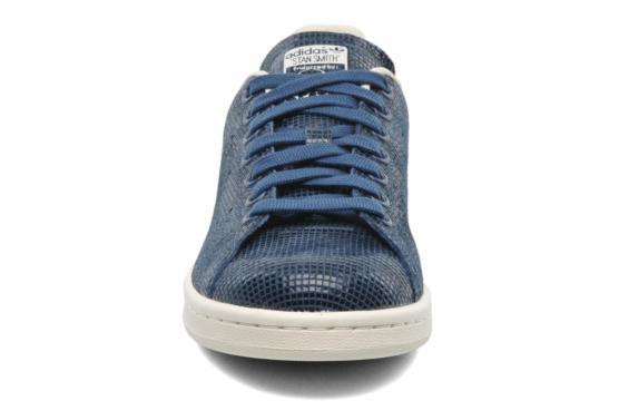adidas stan smith bleu marine femme