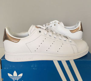 adidas stan smith rose gold