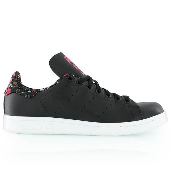 design de qualité cfe2c 1b9ce Achetez élégant adidas stan smith noir et rose pas cher ...