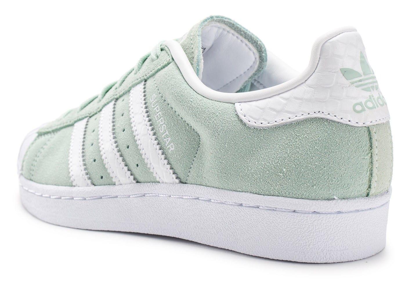 adidas superstar daim vert Off 60% - www.bashhguidelines.org