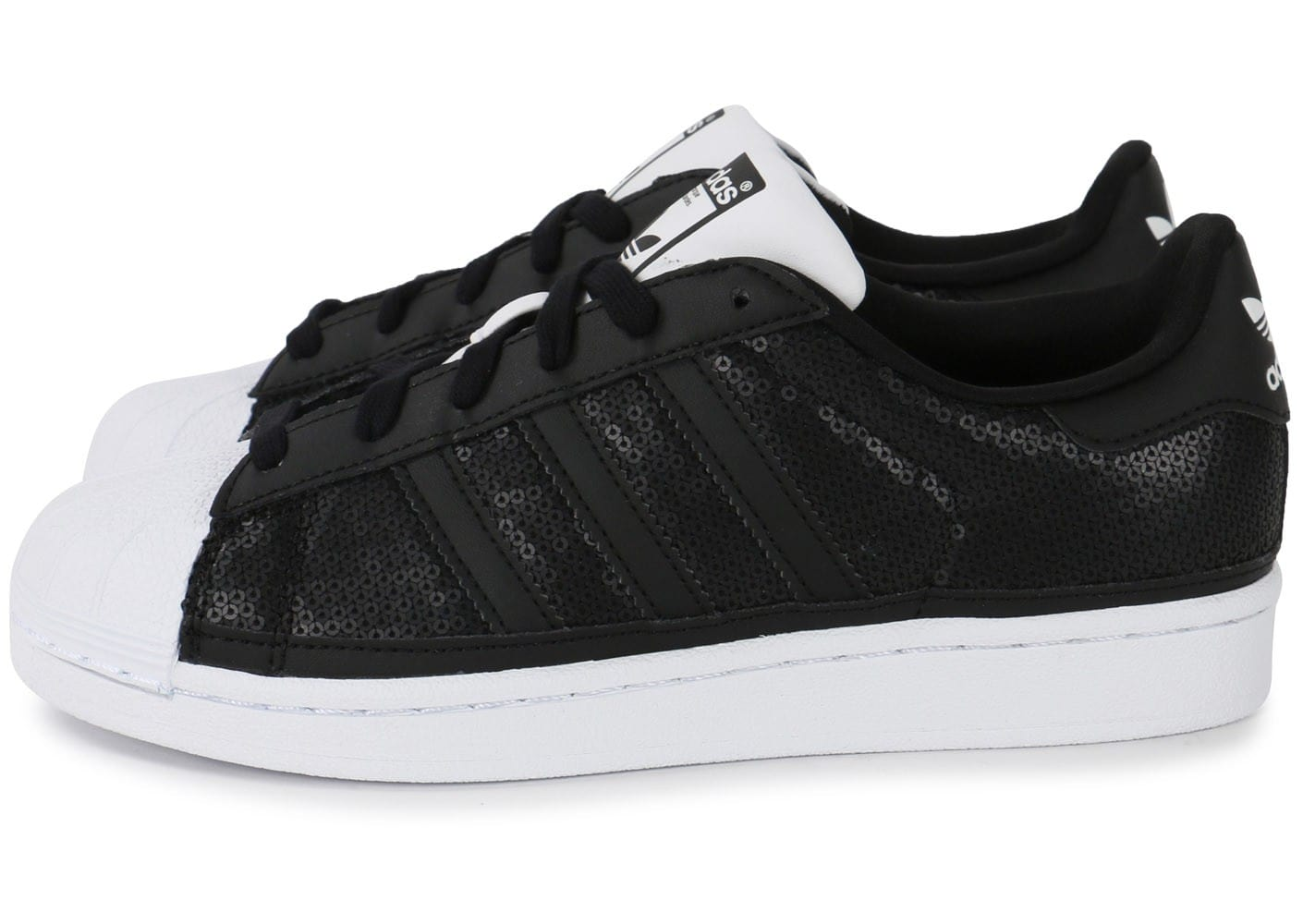adidas superstar paillette pas cher