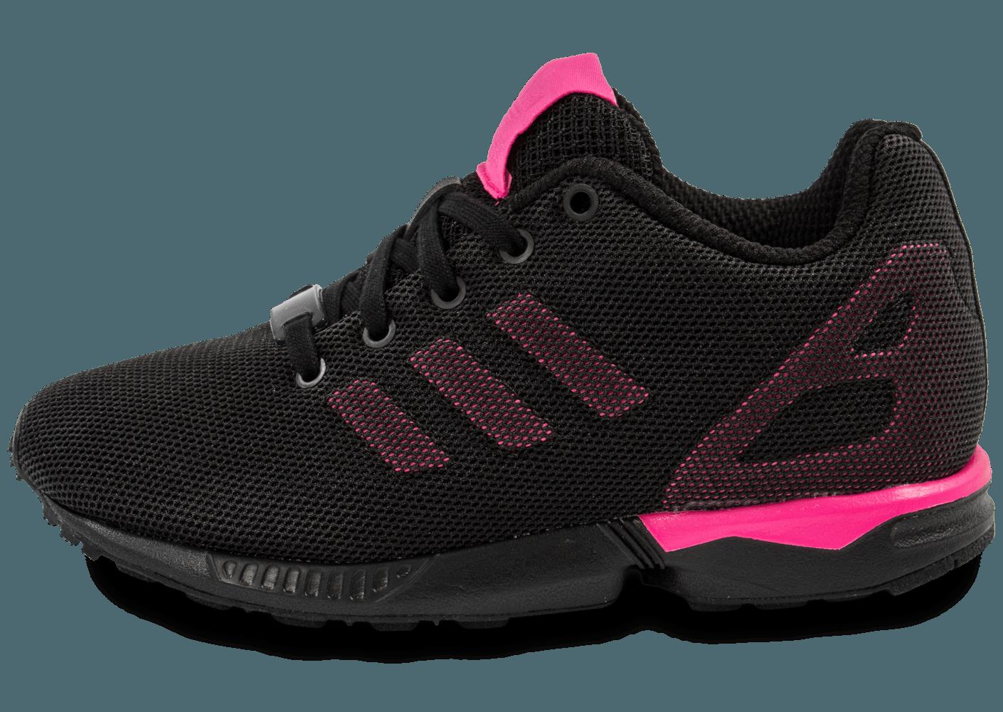 b010fb90fa99 Achetez élégant adidas zx rose et noir pas cher Violet Baskets ...