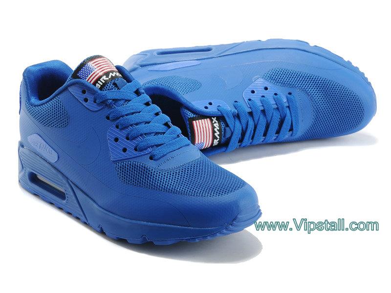 Achetez élégant air max the bleu pas cher Violet Baskets