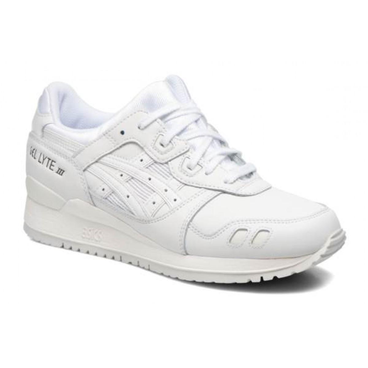 FR Sneaker Blanc Asics Gel Lyte III Femmes Asics