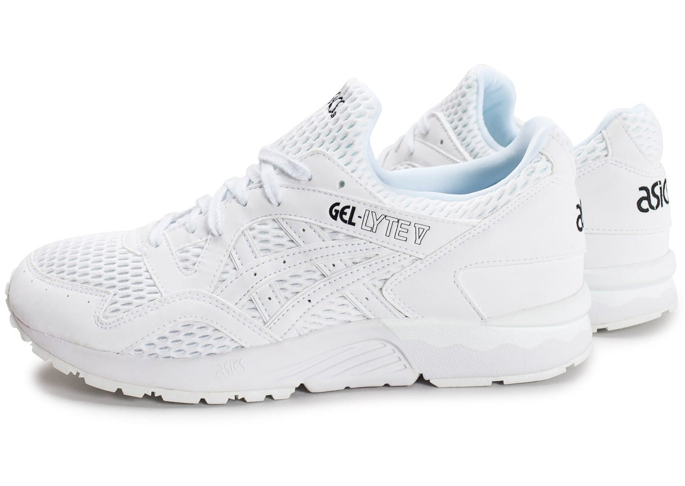 asics tiger blanche homme