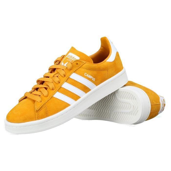 Achetez élégant basket adidas jaune pas cher Violet Baskets ...
