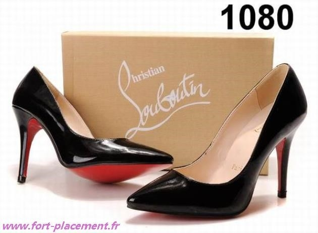 chaussure pas cher louboutin