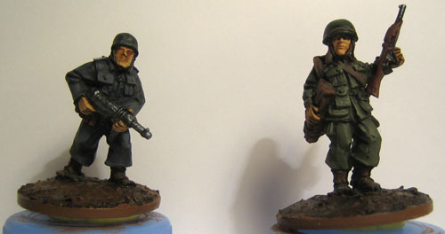 ww2 miniatures